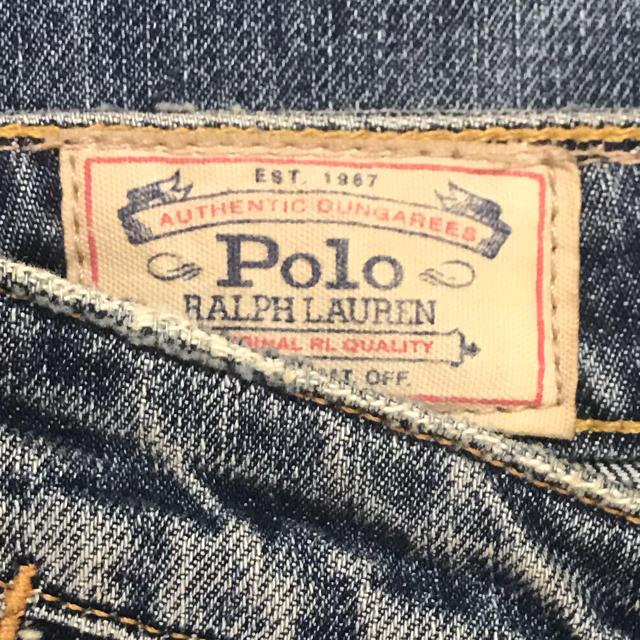 POLO RALPH LAUREN(ポロラルフローレン)のPOLOデニム レディースのパンツ(デニム/ジーンズ)の商品写真