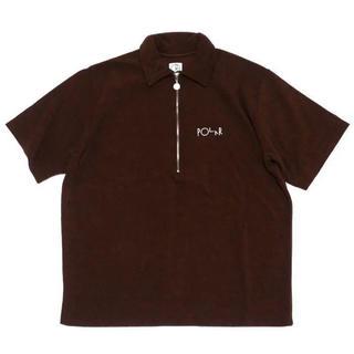 エフティーシー(FTC)のPOLAR SKATE CO. TERRY SURF PIQUE ポロシャツ(Tシャツ/カットソー(半袖/袖なし))