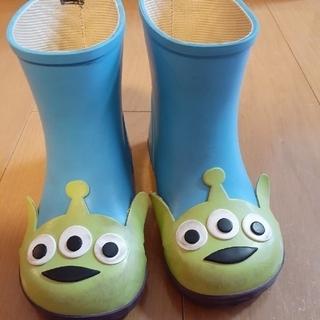 ダイアナ(DIANA)のダイアナ リトルグリーンメン長靴16㎝(長靴/レインシューズ)
