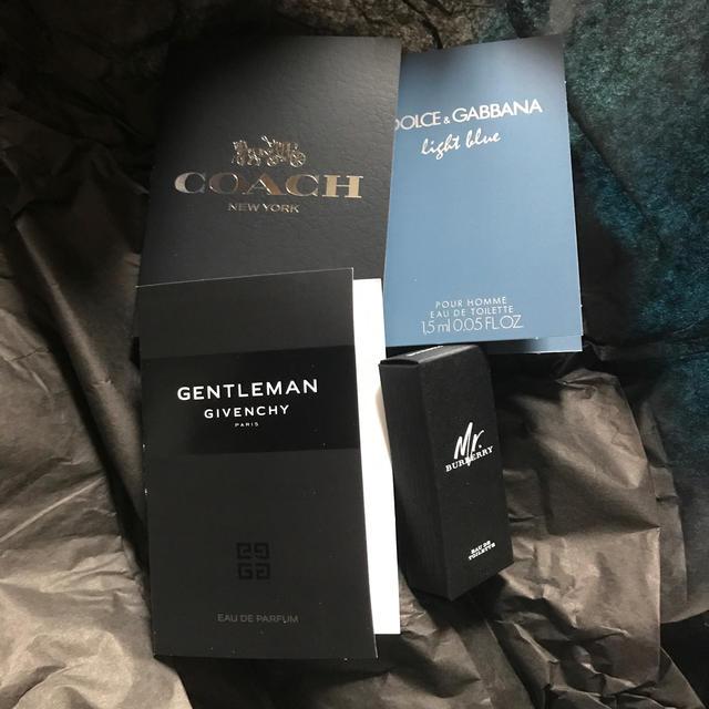 BURBERRY(バーバリー)の香水❤️セット❤️パッケージ❤️ コスメ/美容の香水(ユニセックス)の商品写真
