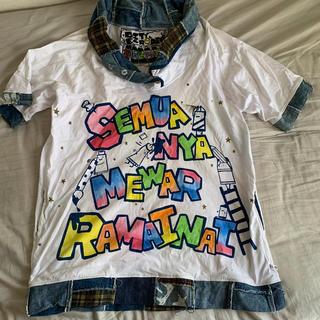 エルロデオ(EL RODEO)のエルロデオビックサイズトップス(Tシャツ(半袖/袖なし))