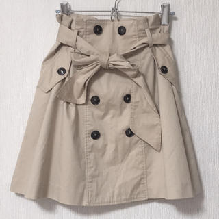 ByeBye - ByeBye トレンチミニスカート