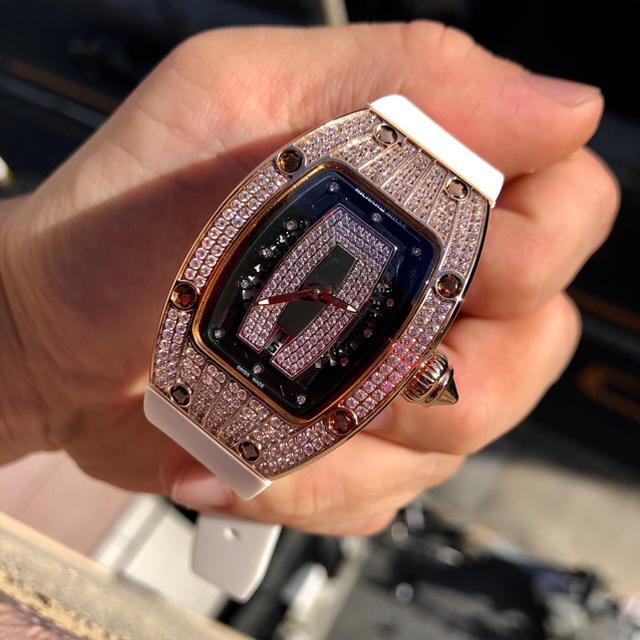 グッ� 財布 スーパーコピー 代引�時計 - リシャールミル 最高�質 自動巻�通販 by 6+'s shop
