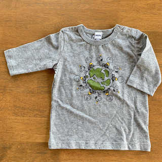 シップス(SHIPS)のSHIPS  スヌーピー トップス(Tシャツ/カットソー)