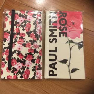 ポールスミス(Paul Smith)のミニノート(PAUL SMITH) 2冊(ノート/メモ帳/ふせん)