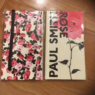 Paul Smith - ミニノート(PAUL SMITH) 2冊