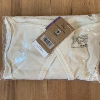 パタゴニア(patagonia)のパタゴニア ショートスリーブ マインドフロー シャツ ホワイト(Tシャツ(半袖/袖なし))
