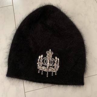 レディー(Rady)のRady❤︎アンゴラニット帽(ニット帽/ビーニー)