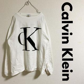 Calvin Klein - Calvin Klein Jeans スウェット 希少ビンテージ90s