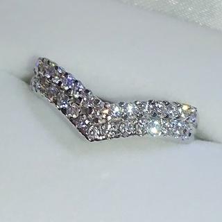ちゃこ様 お取り置き ロイヤルアッシャー プラチナ ダイヤモンド リング ダイヤ(リング(指輪))