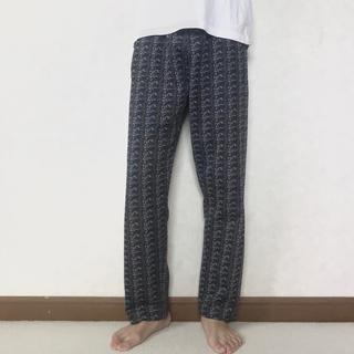 Adam et Rope' - 〈adam et rope〉polyester jacquard pants