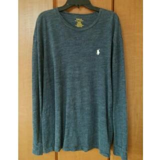 ポロラルフローレン(POLO RALPH LAUREN)のポロラルフローレン 薄手トレーナー(Tシャツ/カットソー(七分/長袖))