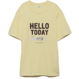 ジェラートピケ(gelato pique)の新品未使用 ジェラートピケ Lサイズ Tシャツ(Tシャツ(半袖/袖なし))