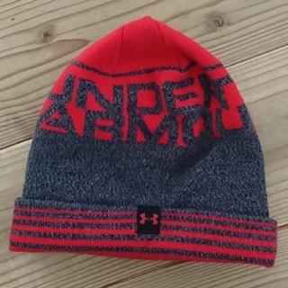 アンダーアーマー(UNDER ARMOUR)のUNDER ARMOUR ニットキャップ(帽子)