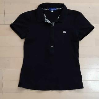バーバリーブルーレーベル(BURBERRY BLUE LABEL)のバーバリーブルーレーベルレディースポロシャツ(ポロシャツ)