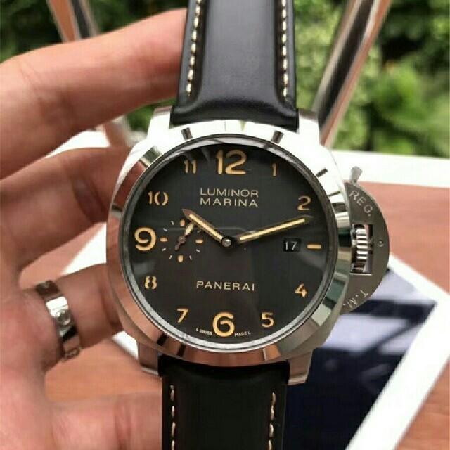 PANERAI - パネライルミオ PANERAI 腕時計の通販 by horiguchi♭♪'s shop|パネライならラクマ
