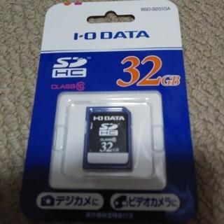 アイオーデータ(IODATA)の☆SDHCメモリカード  32GB CLASS10(その他)