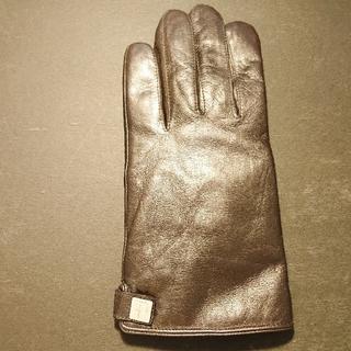 カルバンクライン(Calvin Klein)のCalvin Klein レザーグローブ(手袋)
