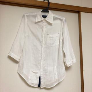 ハリウッドランチマーケット(HOLLYWOOD RANCH MARKET)のハリラン シャツ(Tシャツ(長袖/七分))