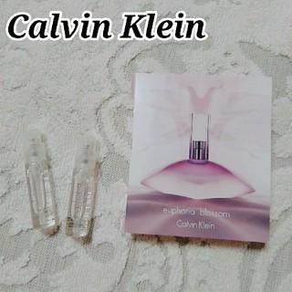 カルバンクライン(Calvin Klein)のユーフォリア ブロッサム(香水(女性用))