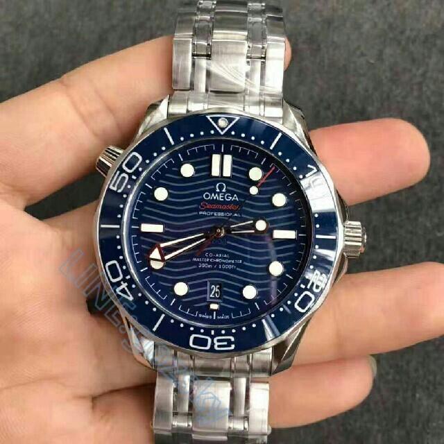 OMEGA - オメガ 自動巻き腕時計 シーマスター210.30.42.20.03.001の通販 by トスル's shop|オメガならラクマ