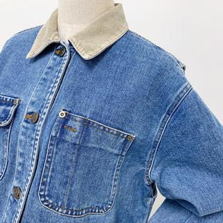 ラルフローレン(Ralph Lauren)のローレンラルフローレン レディース デニムジャケット カバーオール Gジャン(Gジャン/デニムジャケット)