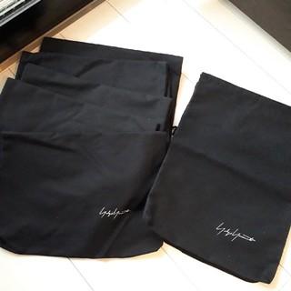 ヨウジヤマモト(Yohji Yamamoto)のフェルト素材 (大) YOHJI YAMAMOTO シューズバッグ 巾着 靴袋(トートバッグ)
