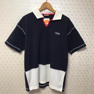 エレッセ(ellesse)の⭕️新品タグ付⭕️エレッセ⭕️半袖ポロシャツ/ウェア(ポロシャツ)