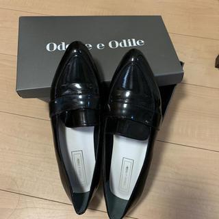 Odette e Odile - Odette e Odile ローファー 黒