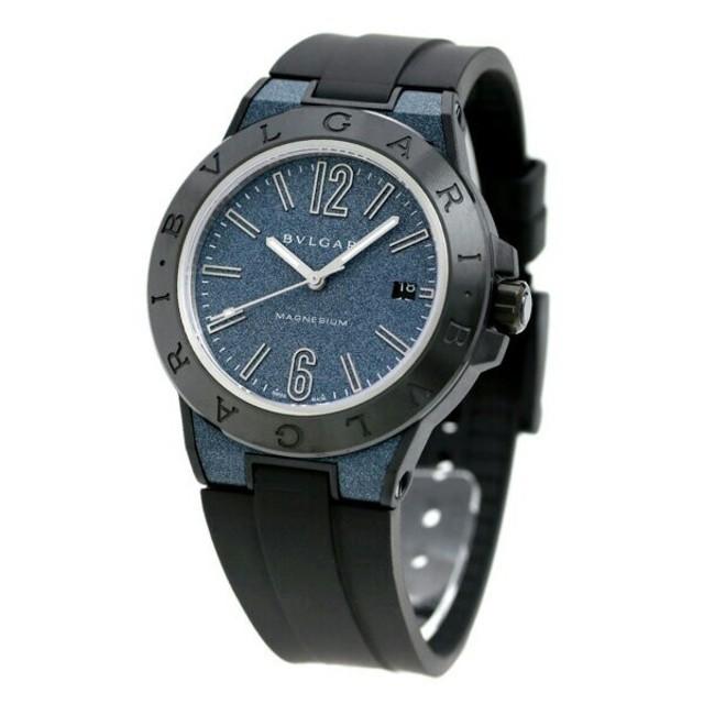 BVLGARI - ブルガリ 時計 BVLGARI ディアゴノ マグネシウム 41mm の通販 by タニ ユウジ's shop|ブルガリならラクマ
