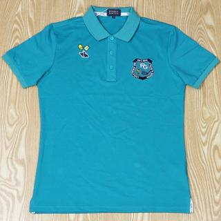 パーリーゲイツ(PEARLY GATES)のパーリーゲイツ メンズ 半袖シャツ グリーン サイズ5(シャツ)