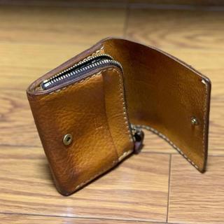 ヘルツ(HERZ)のHERZ 、二つ折り革財布(折り財布)