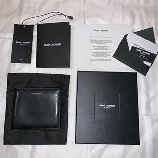 サンローラン(Saint Laurent)のサンローラン 折り財布(折り財布)