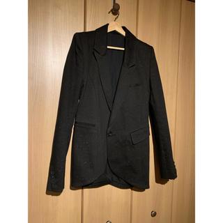 ルグランブルー(LGB)のIFSIXWASNINE ラメジャケット(テーラードジャケット)