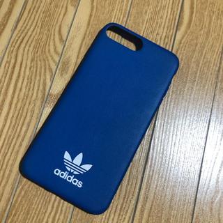 アディダス(adidas)のadidas アディダス iPhone 8 Plus ケース(iPhoneケース)