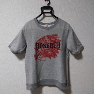ローズバッド(ROSE BUD)のローズバッド 半袖スウェッ(Tシャツ(半袖/袖なし))