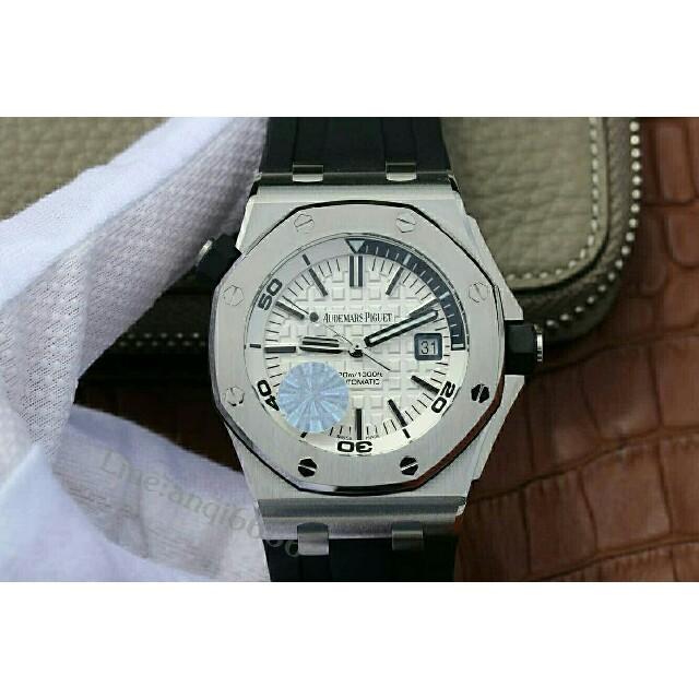 AUDEMARS PIGUET - オーデマピゲ AP腕時計 ロイヤルオーク15710ST.OO.A002CA.02の通販 by 興亜's shop|オーデマピゲならラクマ