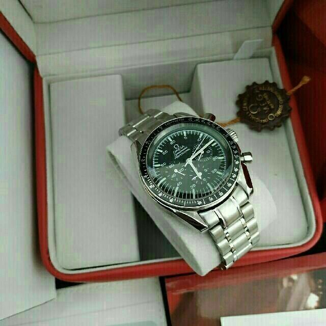 OMEGA - OMEGA オメガ メンズ 腕時計 41mmの通販 by セハ's shop|オメガならラクマ