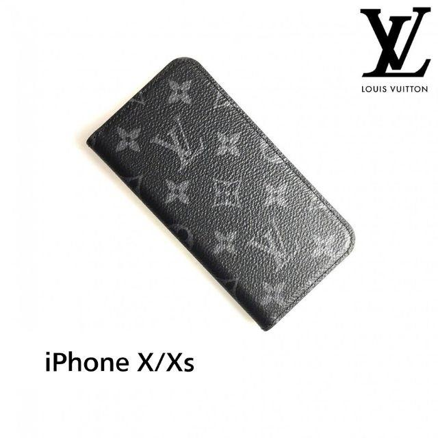 LOUIS VUITTON - ★新品★正規店購入★ルイヴィトン iPhoneカバー IPHONE X XSの通販 by ★☆★Brand LOVE's shop★☆★|ルイヴィトンならラクマ