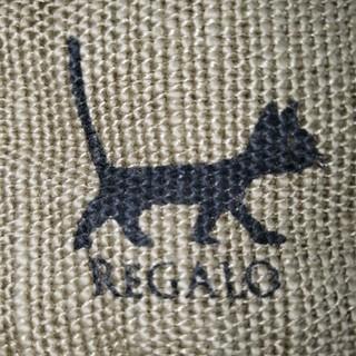 レガロ(REGALO)のレガロ トートバッグ 新品 ネコ(トートバッグ)