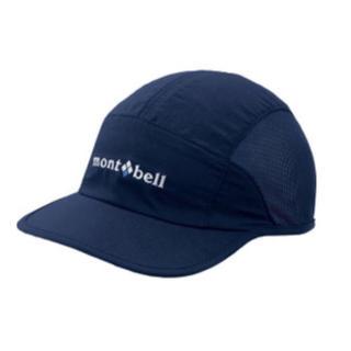 モンベル(mont bell)の【mont-bell 】メッシュクラッシャーキャップ 男女兼用 (キャップ)