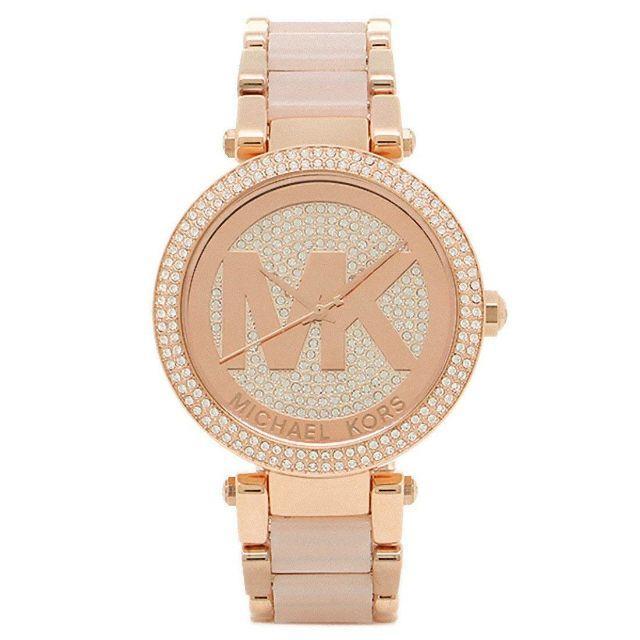 Michael Kors - 新品 未使用 腕時計 マイケルコース MK6176 ピンクの通販 by イチゴジャム's shop|マイケルコースならラクマ