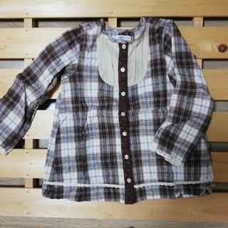 ビケット(Biquette)のチュニック(Tシャツ/カットソー)