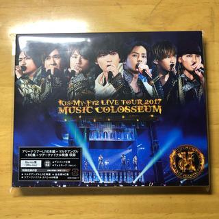 Kis-My-Ft2 - Kis-My-Ft2 MUSIC COLOSSEUM Blu-ray