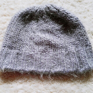 コムサイズム(COMME CA ISM)のCOMME CA ISM  ニット帽(ニット帽/ビーニー)
