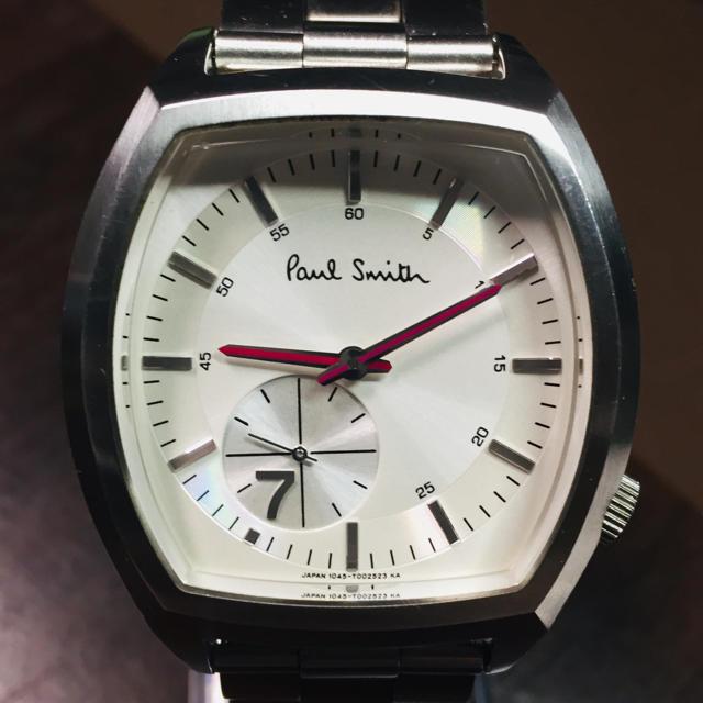 Paul Smith - 【美品】Paul Smith WATCH No.7の通販 by work.shop|ポールスミスならラクマ