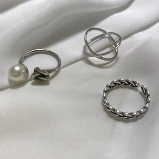 アリシアスタン(ALEXIA STAM)のシルバーリングs925(リング(指輪))