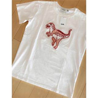 コーチ(COACH)のcoach(Tシャツ(半袖/袖なし))