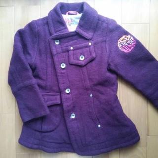 ディーゼル(DIESEL)のディーゼル 女の子 106cm 濃紫(ジャケット/上着)