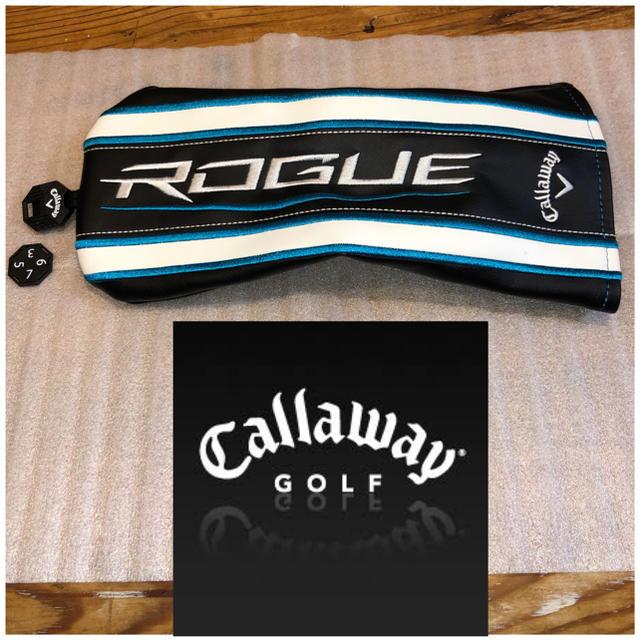 Callaway Golf(キャロウェイゴルフ)のキャロウェイ ローグ ROGUE ヘッドカバー スポーツ/アウトドアのゴルフ(クラブ)の商品写真